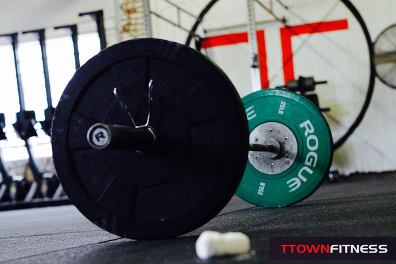 crossfit t-town